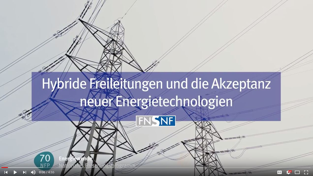 Future Overhead Power Transmission Lines – High Voltage